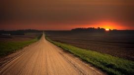 令人惊叹的夕阳红道场
