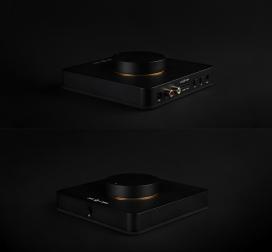 真实的声音-耳机模拟转换放大器设计-是一款全功能于一身的旗舰系统