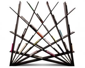 家具收藏-灵感来自波斯的传统民居建筑模式,每一款家具作品都没有使用任何胶水或螺丝材料