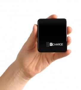 Recharge 2500创新动力的便携式移动电源-可与所有的智能手机,平板电脑和一系列其他的USB设备使用。2500mAh的智能手机充电电池,从空到满一次,可反复充电超过300次