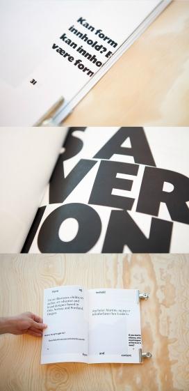 探索平面设计-Autonon Magazine杂志书籍设计