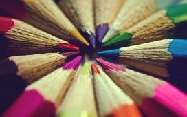 高清晰铅笔造型壁纸图集下载