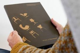 丹麦最知名Fritz Hansen家具厂家品牌宣传册设计