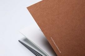 德国Visculenhof Brochure北部城市历史建筑品牌宣传册设计