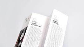 Arthur Rubinstein鲁宾斯坦爱乐管弦乐团品牌设计