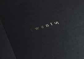 Twent5-男士护肤护发产品品牌设计