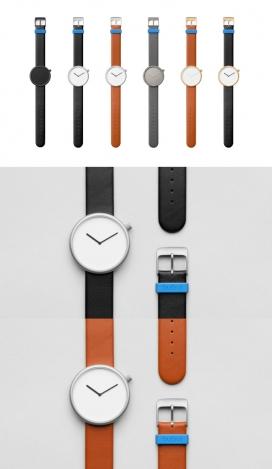 丹麦手表Bulbul品牌新推出的极限腕表设计