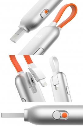 Thino Charger-最快最紧凑的内置电池充电器