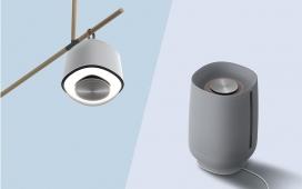 完美的现场-Belyse厨房空气净化器解决方案产品设计