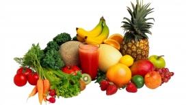 丰富的水果组合壁纸