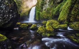 https://www.2008php.com/绿色青苔瀑布