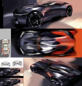 2025大众SUV特性GT概念车设计
