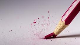断了的铅笔