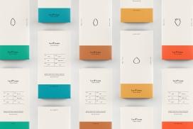 Luc & Louna-巧克力品牌包装设计
