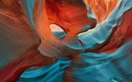 抽象的洞穴