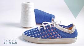 Kniterate-织运动鞋
