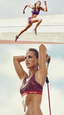 Fitness Advertising 4-运动健身广告