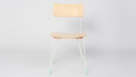 蚂蚁椅-可组装无需工具,螺钉或粘合剂