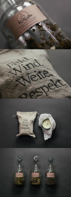 谷物的旅程-家面包店嗅觉设计