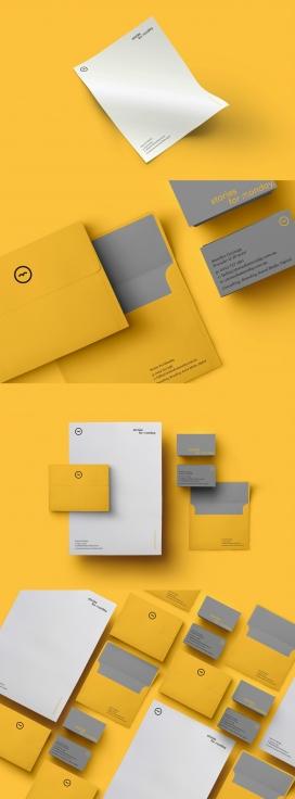炫彩的黄色-墨尔本Monday-精品营销机构设计