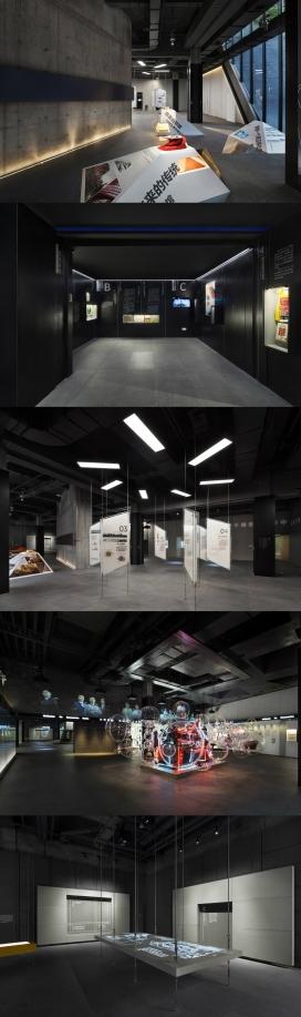 在不确定的世界中,探索万科的未来-万科博物馆