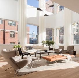 石格汝板铸铁改造的公寓房子-该建筑将包含11个复式公寓和阁楼
