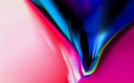 高清晰iPhone X背景壁纸