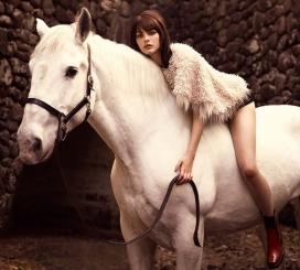 维多利亚切雷蒂-女王骑士