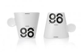 96咖啡印刷术-引人注目的动态设计