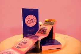 激情补丁-一款可穿戴贴片,旨在帮助提升女性敏感的包装设计
