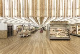 希腊雅典1600平米的Thanopoulos 超市