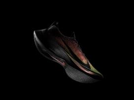 """耐克推出3D打印鞋面""""世界第一""""跑鞋"""