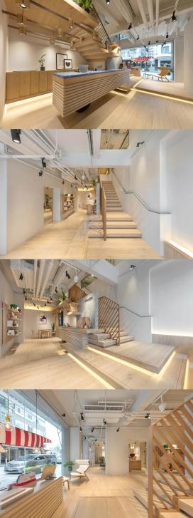 600平米的香港家居美学概念店