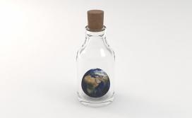 玻璃里的地球