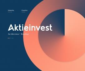 瑞典投资公司Aktieinvest品牌设计