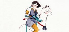 Alpaca Traveller-羊驼旅行者