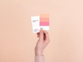 荷兰Elena Demireva阿姆斯特丹室内设计工作室品牌设计