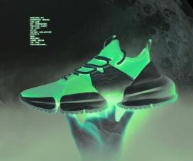 Dropped models-丢弃的运动鞋项目设计