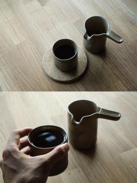 Oko Tea Steeper-壶嘴杯