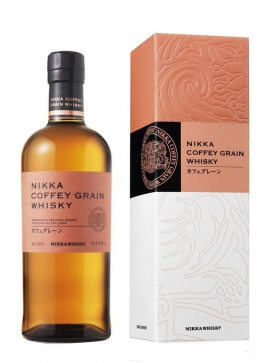 NIKKA WHISKEY-谷物盒