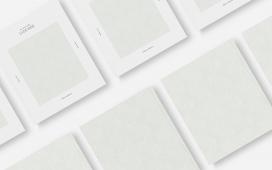 马卡龙的乐趣-Ladurée Editorial蛋糕店宣传册设计