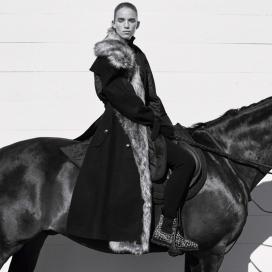 黑骑士-莎拉格雷斯-WSJ杂志2018年10月