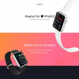 Apple Watch-智能腕表应用APP项目