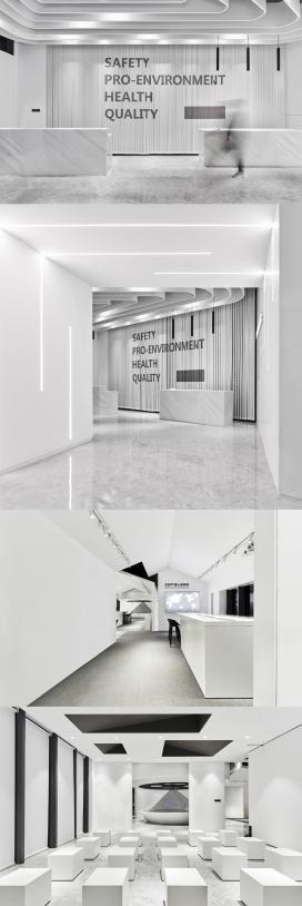 深圳566平米质量大众展厅