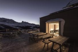 意大利高山旅游区酒店