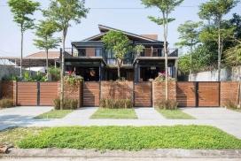 越南380平米的两兄弟的自然之家