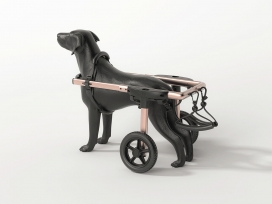 Pet wheelchair宠物轮椅