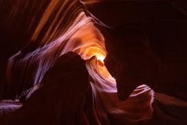 高清晰漂亮通透的丹霞山脉风貌壁纸