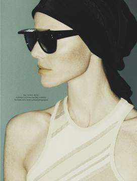 现代、智能、朴素低调优雅的时装-ELLE丹麦
