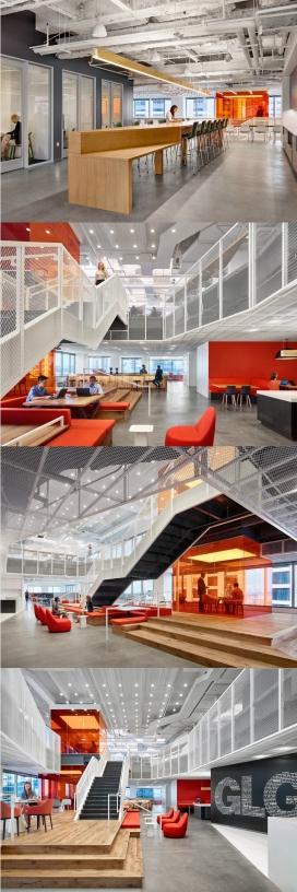 美国GLG, Austin办公空间设计